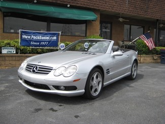 2005 Mercedes-Benz SL500 in Memphis, Tennessee