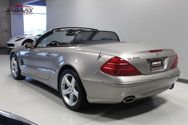 2005 Mercedes-Benz SL500 5.0L Merrillville, Indiana 2
