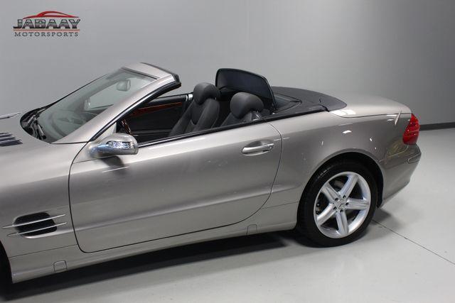 2005 Mercedes-Benz SL500 5.0L Merrillville, Indiana 31