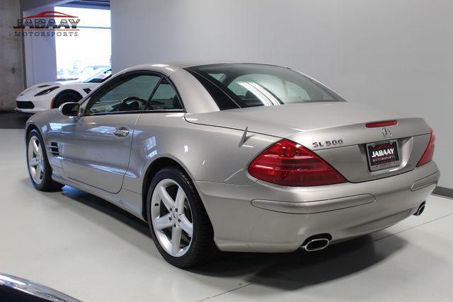 2005 Mercedes-Benz SL500 5.0L Merrillville, Indiana 25