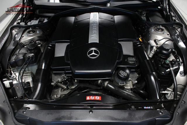 2005 Mercedes-Benz SL500 5.0L Merrillville, Indiana 8