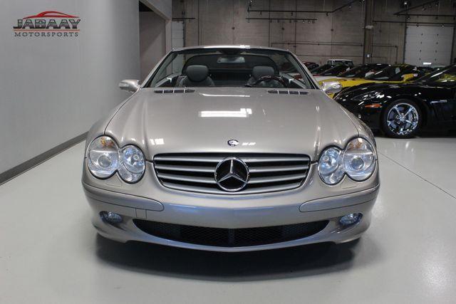 2005 Mercedes-Benz SL500 5.0L Merrillville, Indiana 7