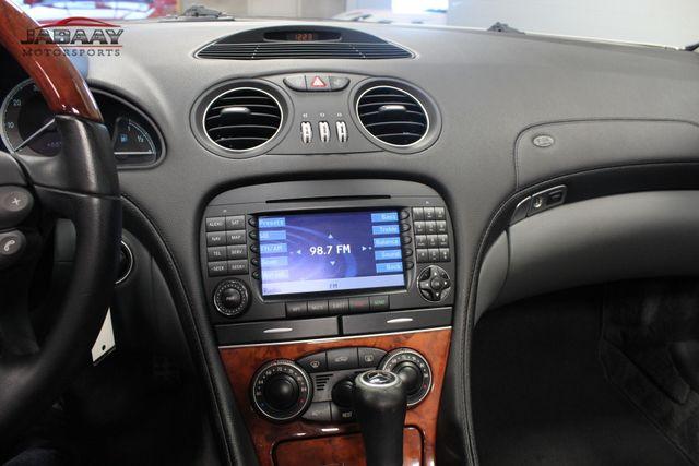 2005 Mercedes-Benz SL500 5.0L Merrillville, Indiana 17