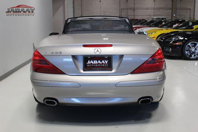 2005 Mercedes-Benz SL500 5.0L Merrillville, Indiana 3