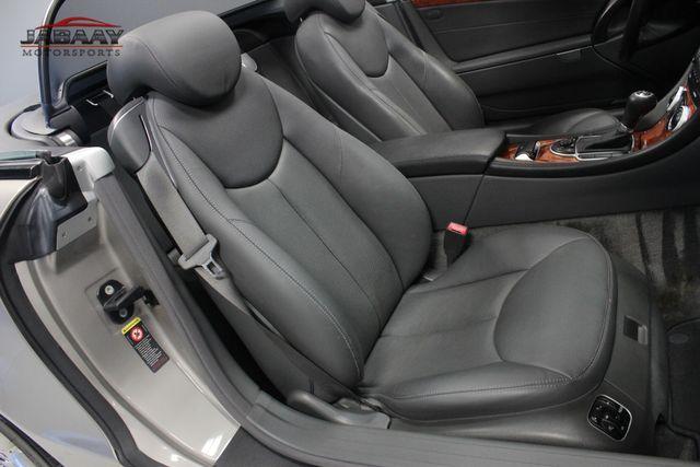 2005 Mercedes-Benz SL500 5.0L Merrillville, Indiana 12