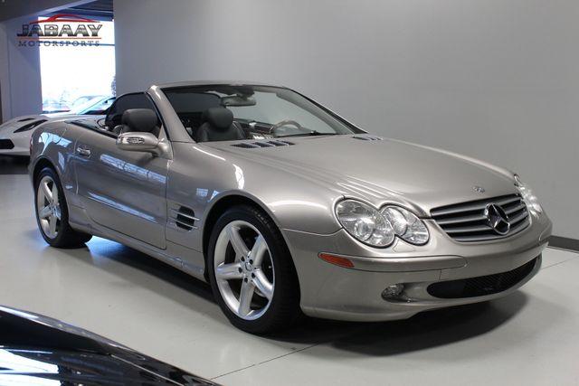 2005 Mercedes-Benz SL500 5.0L Merrillville, Indiana 6