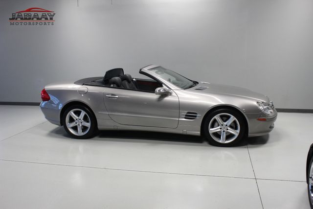 2005 Mercedes-Benz SL500 5.0L Merrillville, Indiana 41