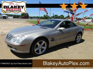 2005 Mercedes-Benz SL500 in Shreveport Louisiana