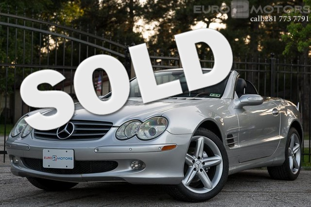 2006 mercedes benz sl class for sale in houston tx cargurus for Mercedes benz spring tx