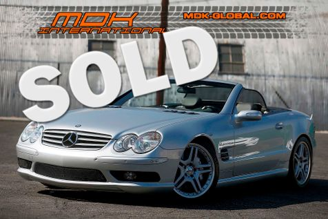 2005 Mercedes-Benz SL55 5.5L AMG - Only 34K miles in Los Angeles