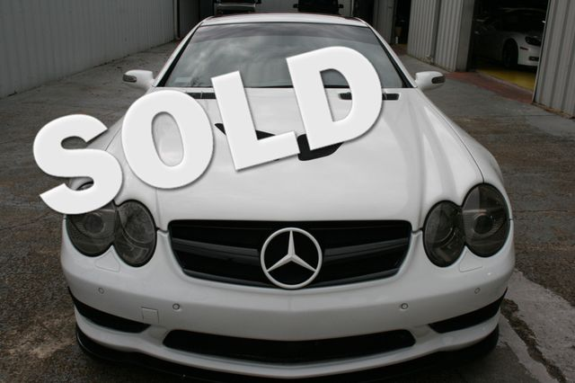 2005 Mercedes-Benz SL55 Custom 5.5L AMG Houston, Texas 0