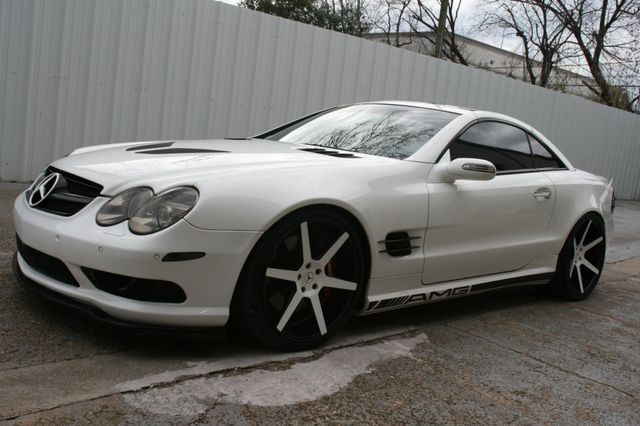 2005 Mercedes-Benz SL55 Custom 5.5L AMG Houston, Texas 2