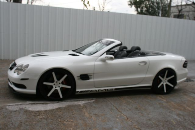 2005 Mercedes-Benz SL55 Custom 5.5L AMG Houston, Texas 22