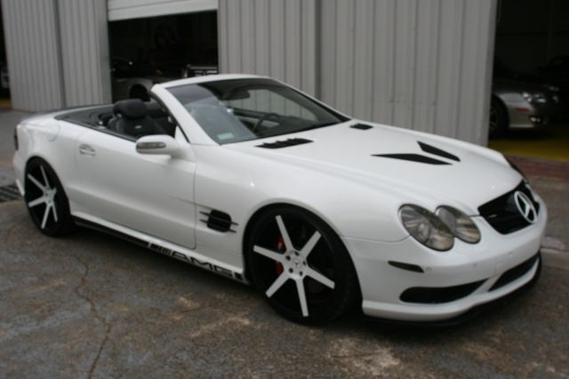 2005 Mercedes-Benz SL55 Custom 5.5L AMG Houston, Texas 23