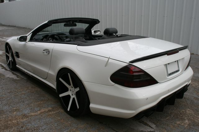 2005 Mercedes-Benz SL55 Custom 5.5L AMG Houston, Texas 26
