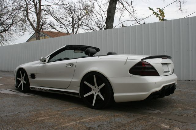 2005 Mercedes-Benz SL55 Custom 5.5L AMG Houston, Texas 27