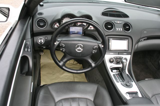 2005 Mercedes-Benz SL55 Custom 5.5L AMG Houston, Texas 29