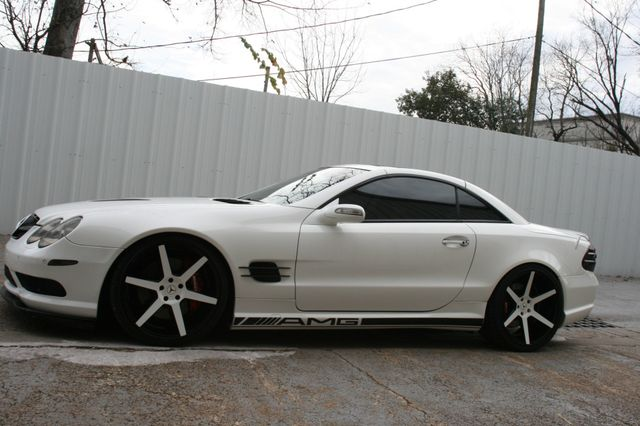 2005 Mercedes-Benz SL55 Custom 5.5L AMG Houston, Texas 3