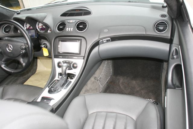 2005 Mercedes-Benz SL55 Custom 5.5L AMG Houston, Texas 30