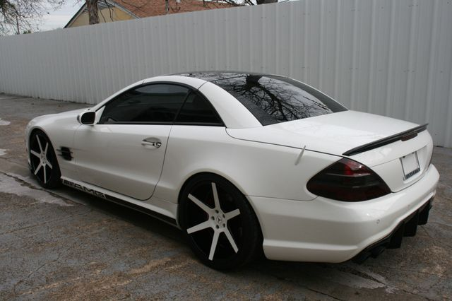 2005 Mercedes-Benz SL55 Custom 5.5L AMG Houston, Texas 5
