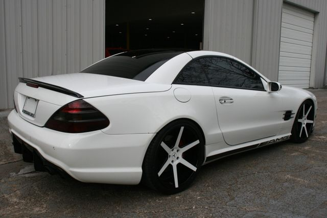 2005 Mercedes-Benz SL55 Custom 5.5L AMG Houston, Texas 8