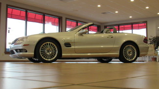 2005 Mercedes-Benz SL55 in St., Charles,