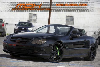 2005 Mercedes-Benz SL600 - V12 Bi-Turbo - AMG Sport - Panoramic roof in Los Angeles