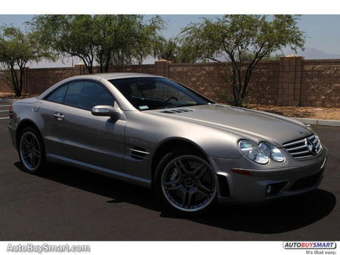 2005 Mercedes-Benz SL-Class SL65 6.0L AMG in Las Vegas, NV