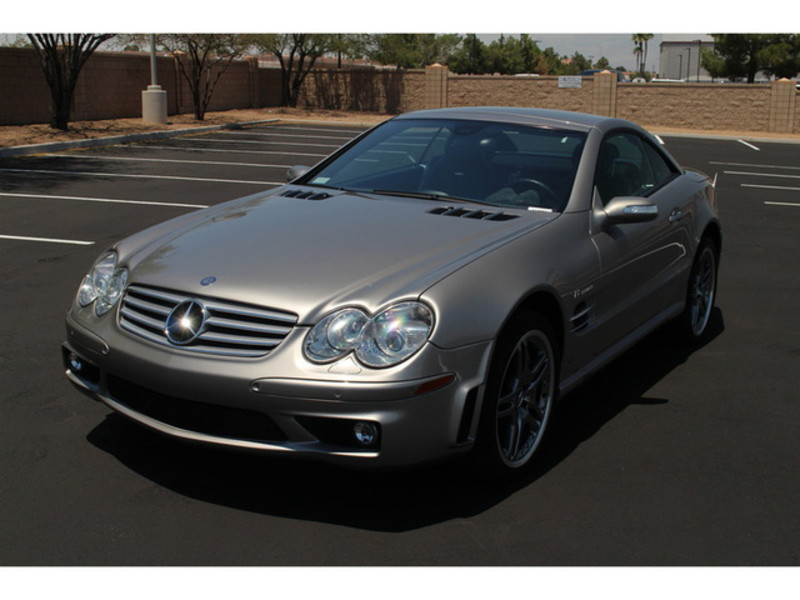 2005 Mercedes-Benz SL-Class SL65 60L AMG  in Las Vegas, NV