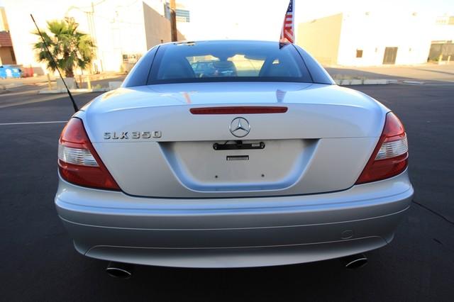 2005 Mercedes-Benz SLK350* SPORT PKG* ULTRA LOW MI* PREM SOUND* AUTO* HEATED* CONVERTIBLE* WONT LAST* CLEAN Las Vegas, Nevada 5