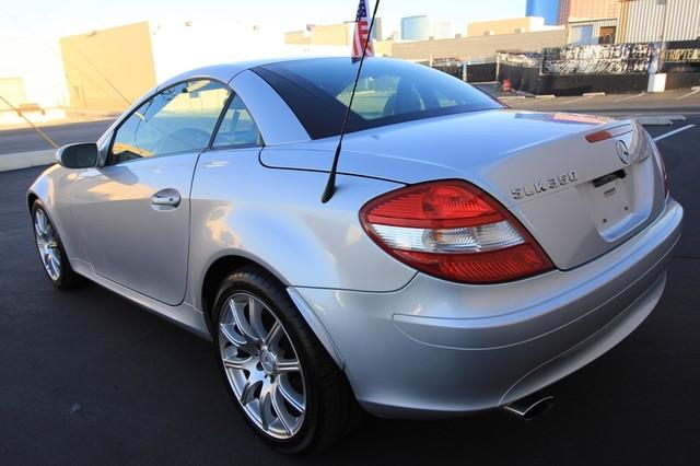 2005 Mercedes-Benz SLK350* SPORT PKG* ULTRA LOW MI* PREM SOUND* AUTO* HEATED* CONVERTIBLE* WONT LAST* CLEAN Las Vegas, Nevada 6