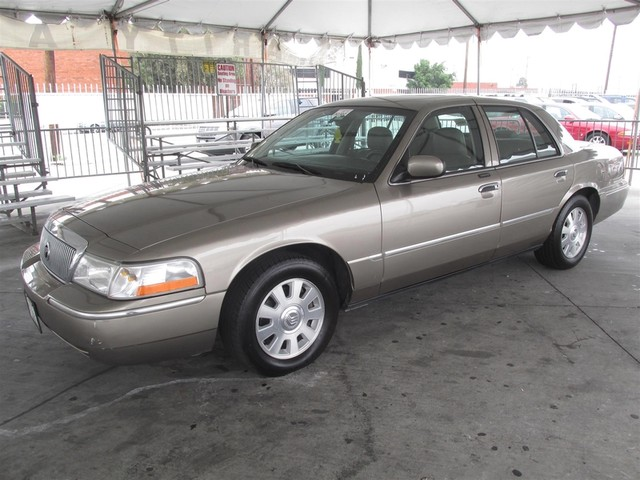 2005 Mercury Grand Marquis LS Premium Please call or e-mail to check availability All of our ve