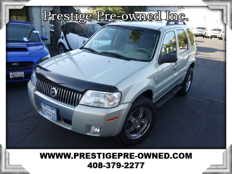 2005 Mercury Mariner Convenience  in Campbell CA