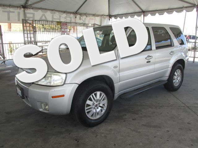 2005 Mercury Mariner Luxury This particular vehicle has a SALVAGE title Please call or email to c