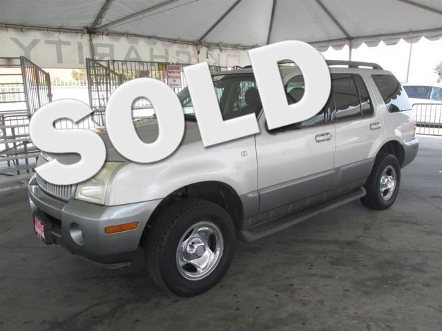 2005 Mercury Mountaineer Convenience This particular Vehicle comes with 3rd Row Seat Please call