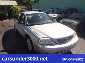 2005 Mercury Sable GS Lake Worth , Florida