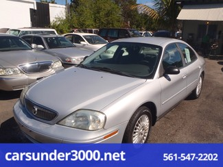 2005 Mercury Sable GS Lake Worth , Florida 1