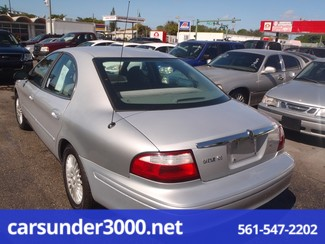 2005 Mercury Sable GS Lake Worth , Florida 2