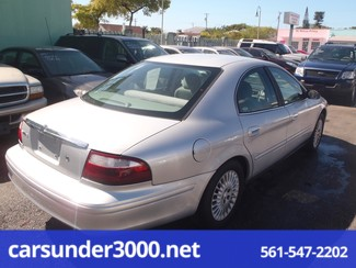 2005 Mercury Sable GS Lake Worth , Florida 3