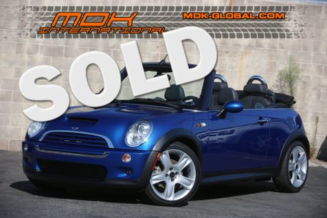 2005 Mini Convertible S - Manual - Leather - Only 53k miles in Los Angeles
