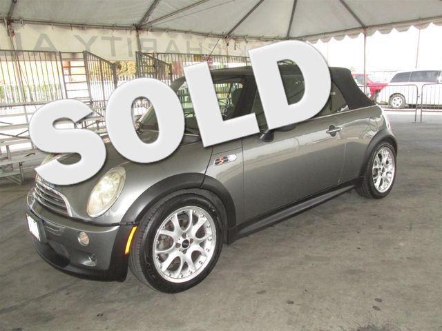 2005 MINI Convertible S Please call or e-mail to check availability All of our vehicles are ava