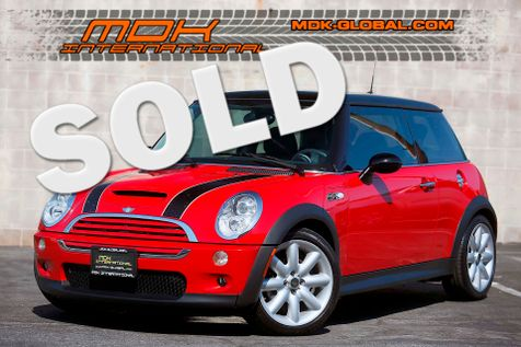 2005 Mini Hardtop S - Sport pkg - Manual - Xenon in Los Angeles