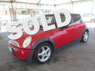 2005 Mini Hardtop Gardena, California
