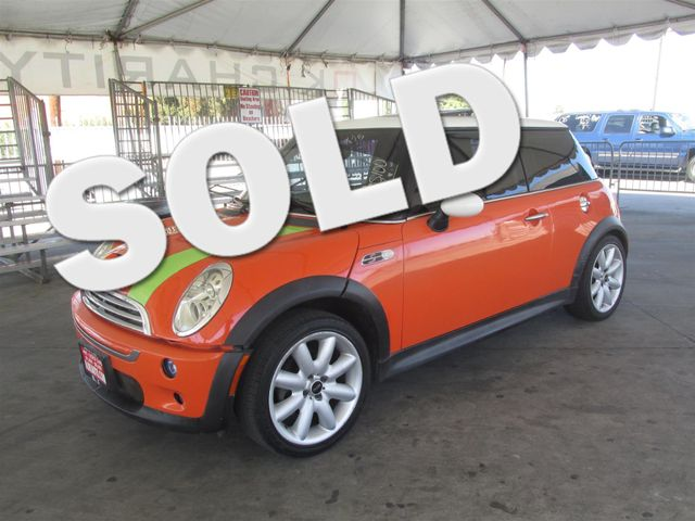 2005 MINI Hardtop S Please call or e-mail to check availability All of our vehicles are availab