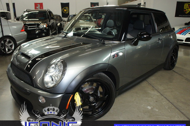 This 2005 MINI Hardtop S is a Iconic Motors Featured Car