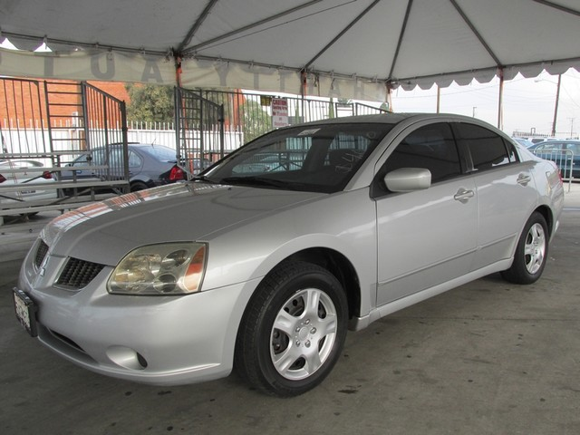2005 Mitsubishi Galant ES Please call or e-mail to check availability All of our vehicles are av