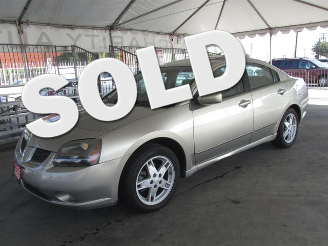 2005 Mitsubishi Galant GTS Please call or e-mail to check availability All of our vehicles are