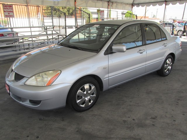 2005 Mitsubishi Lancer ES Please call or e-mail to check availability All of our vehicles are av