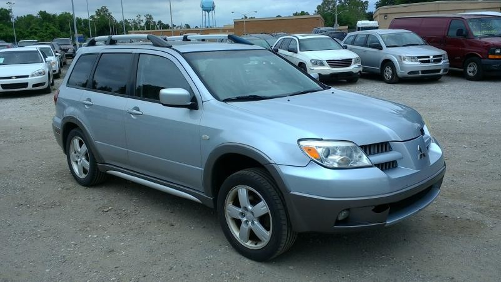 2005 mitsubishi outlander xls city md south county public auto auction in harwood