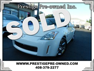 2005 Nissan 350Z in Campbell CA